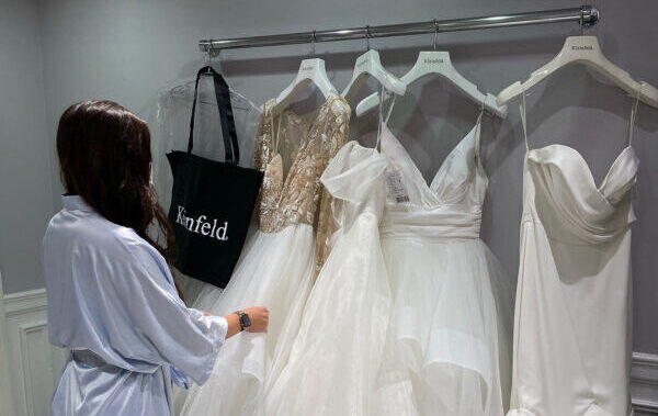 Details for Wedding Dress Shopping During Covid-19